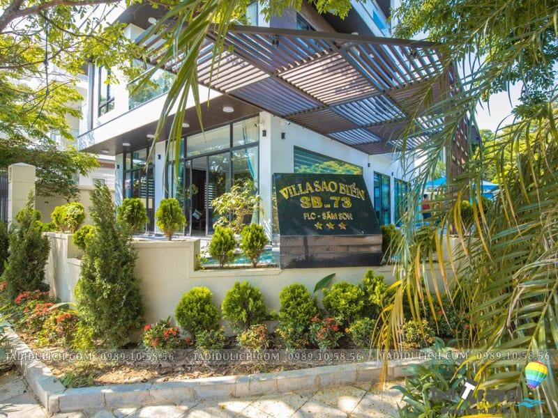 Villa FLC Sầm Sơn SB73