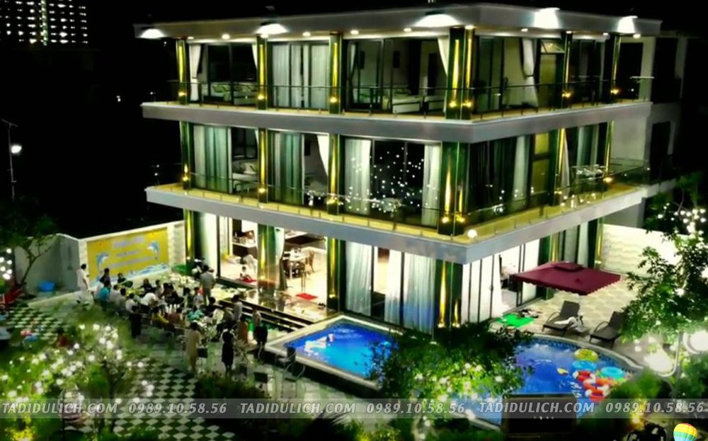 Villa FLC 10 Phòng Dolphin Villa VIP